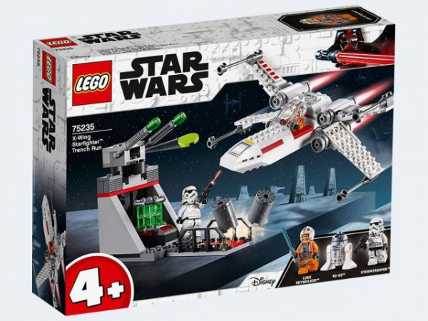 LEGO Star Wars 75235 - X-Wing Starfighter™ Trench Run