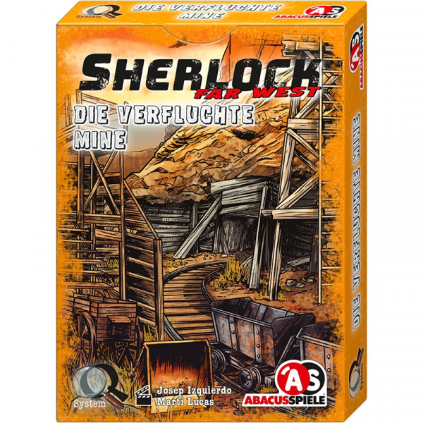 Sherlock: Far West - Die Verfluchte Mine
