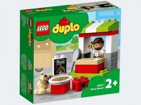LEGO Duplo 10927 - Pizza-Stand