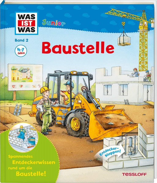 Was ist was: Band 2 Baustelle