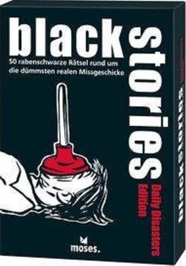 black stories - Daily Disasters Edition