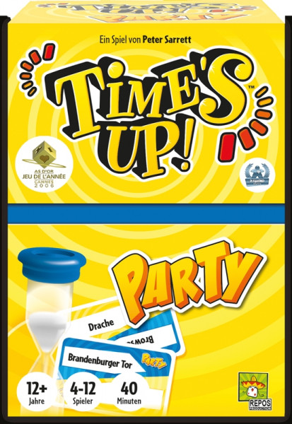Time´s Up! - Party