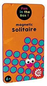 Magnetic Travel Games: Solitaire