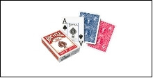 Bicycle Playing Cards Prestige 100% Plastic Poker