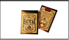 Bicycle Playing Cards - Bourbon 808 Proof