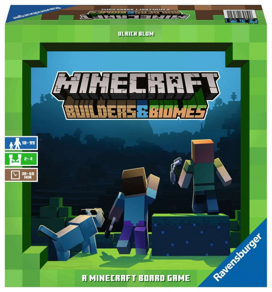 Minecraft - Builders & Biomes