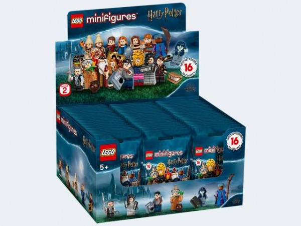 LEGO Minifiguren 71028 - Serie 25: Harry Potter Series 2