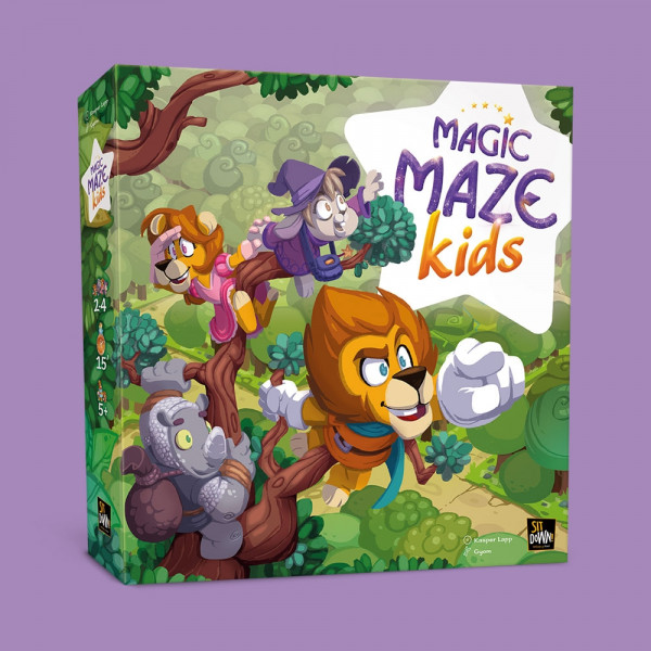 Magic Maze - Kids
