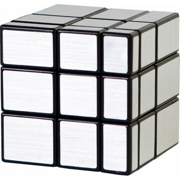 Magic Puzzle Cube Silber