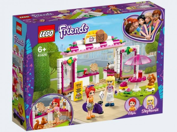 LEGO Friends 41426 - Heartlake City Waffelhaus