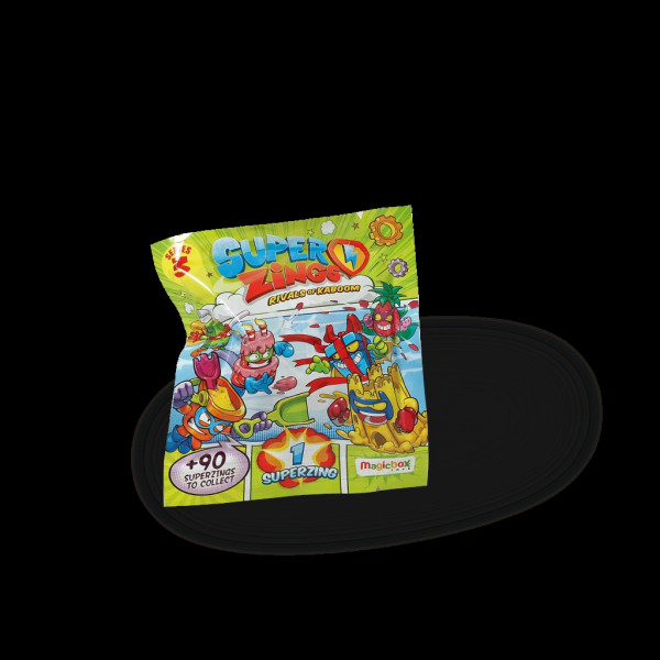 SuperZings Serie 3 - Rivals of Kaboom - Einzelpack