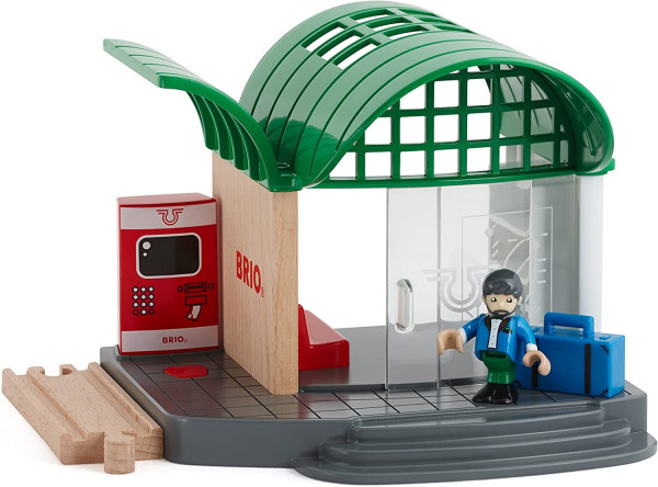 Brio: World - Train Station