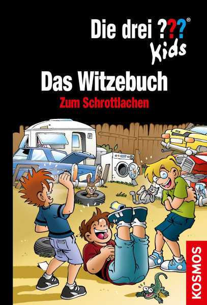 Die drei ??? Kids Buch: Das Witzebuch