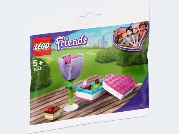 LEGO Friends 30411 - Mix Tray: Pralinenschachtel